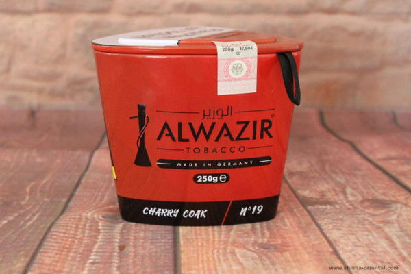 Tabak Alwazir No.19 Charry Coak 250g