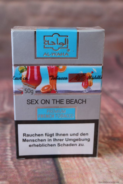 Tabak Al-Waha Sex on the Beach 50 g