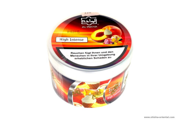 Tabak Al-Waha High Intense 200 g