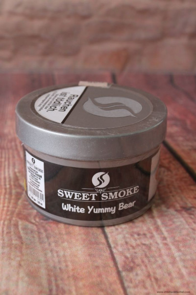 Tabak Sweet Smoke White Yummy Bear 200 g