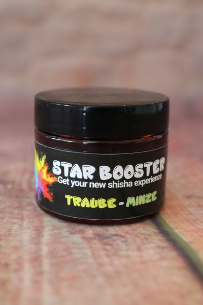 STAR BOOSTER Traube-Minze 100 g