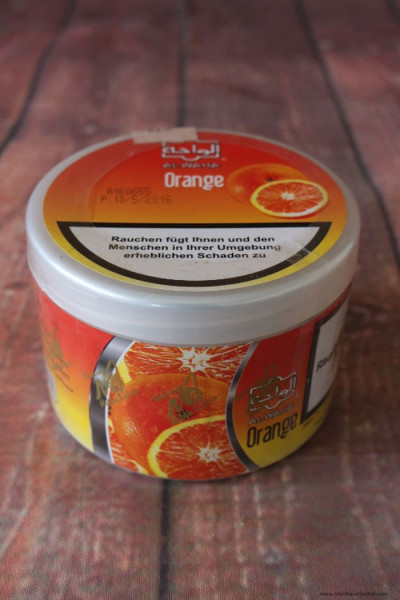 Tabak Al-Waha Oran-J (Orange) 200 g
