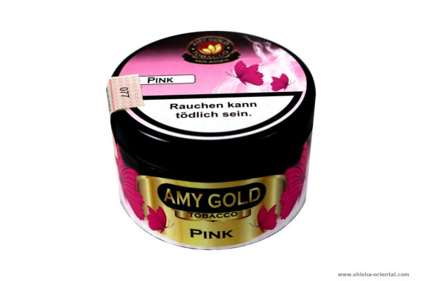 Tabak Amy Gold Pink 200 g
